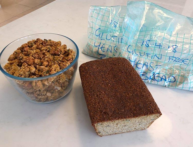 Balanced Nutrition - Batch Bread