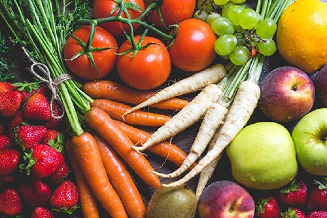Balanced Nutrition - Vegetables